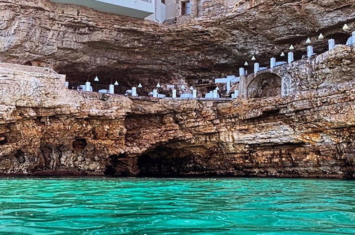 Polignano a Mare, alcune delle imperdibili grotte marine