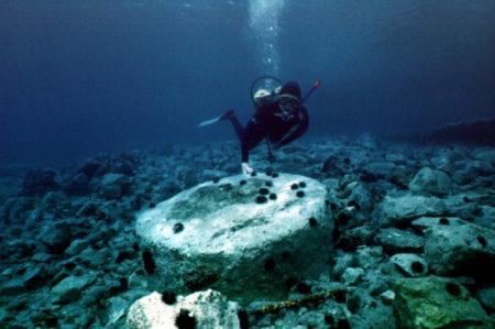 Torre Santa Sabina, parco archeologico sottomarino