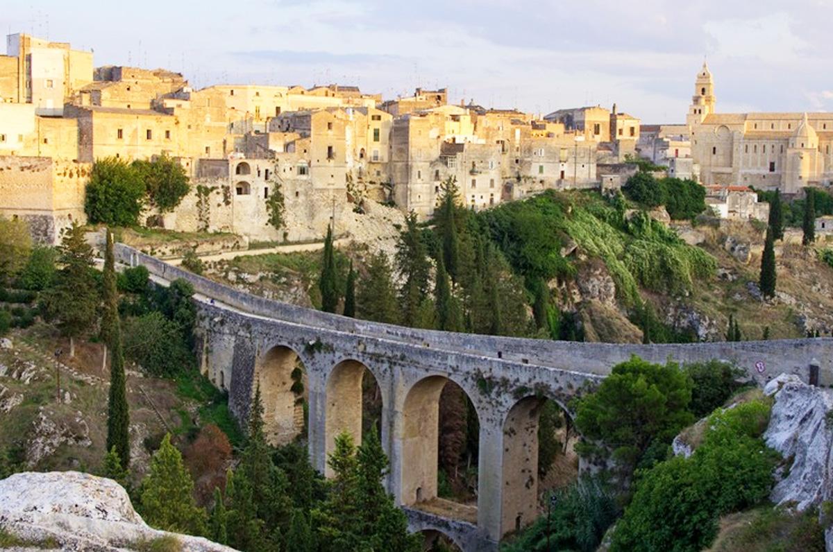 Ponte dell'Acquedotto di Gravina in Puglia