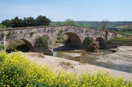 Ponte romano di Ascoli Satriano