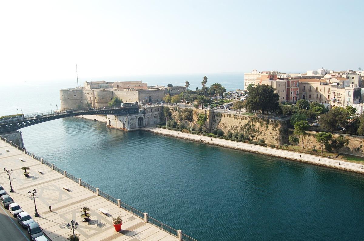 Taranto, finanziamento da 90 milioni di euro