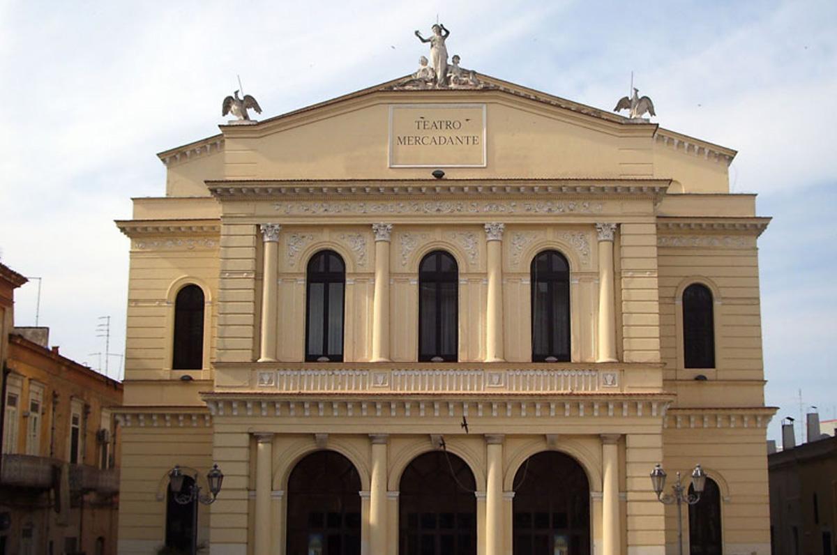 Teatro Mercadante di Cerignola