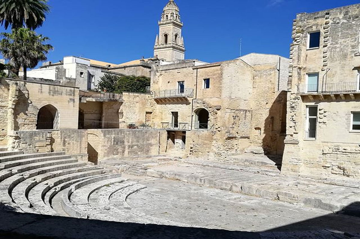 Teatro romano di Lecce, contenitore culturale dell'antichità