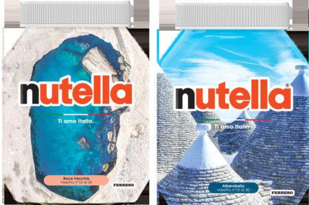 Nutella, ti amo Italia