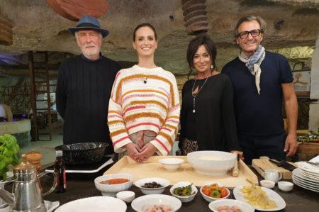 The Vegan Italian Chef, riprese in Puglia