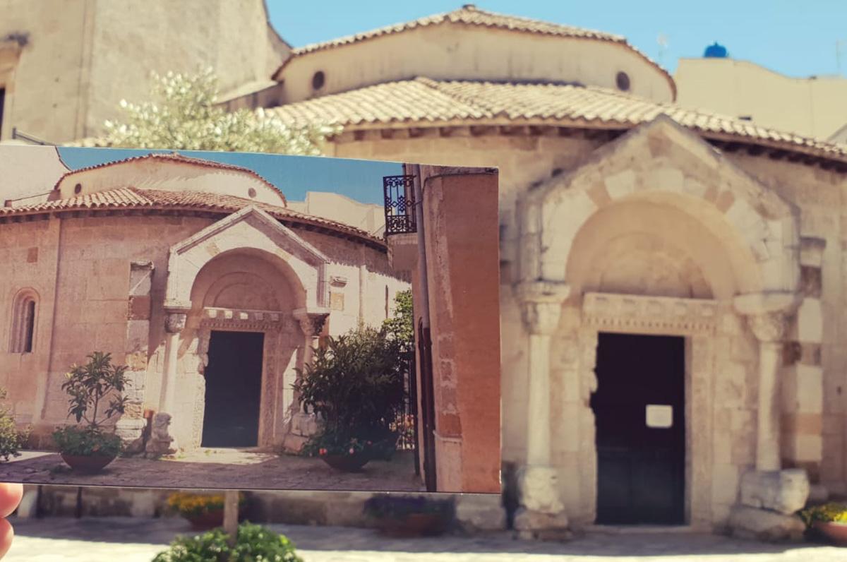 Tempietto di San Giovanni al Sepolcro, antica chiesa romanica di Brindisi