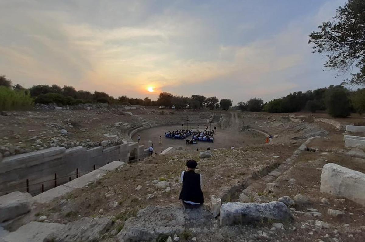 Parco Archeologico Rudiae, aperto alle visite guidate