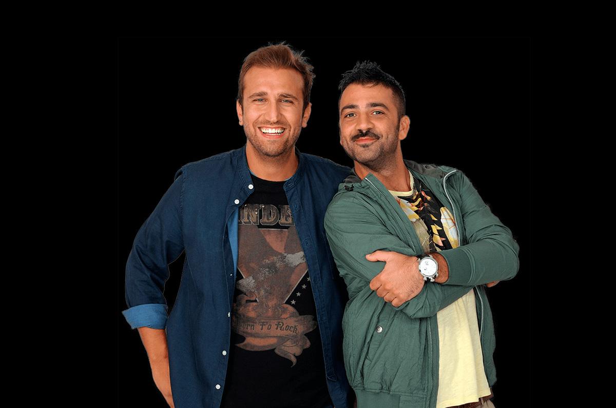 Pio e Amedeo, riprese del nuovo film a Sant'Agata di Puglia