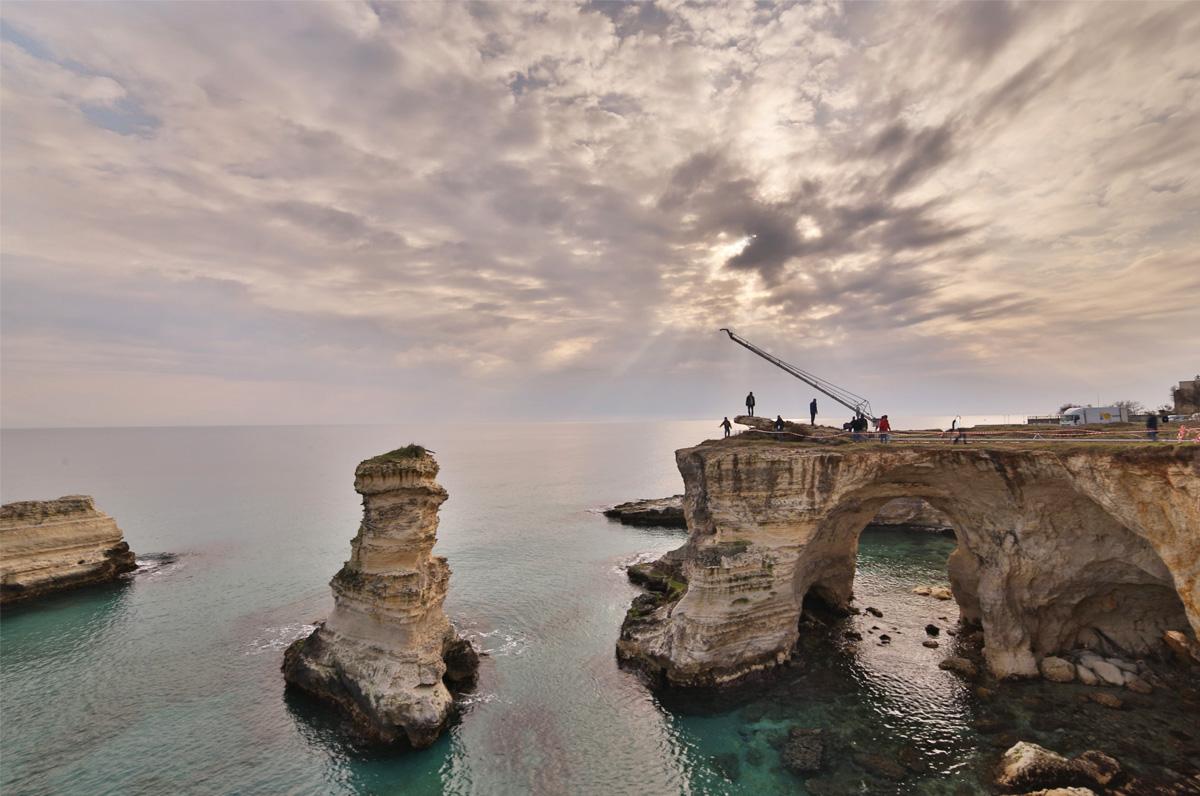 Cinema e tv, in Puglia è boom di produzioni