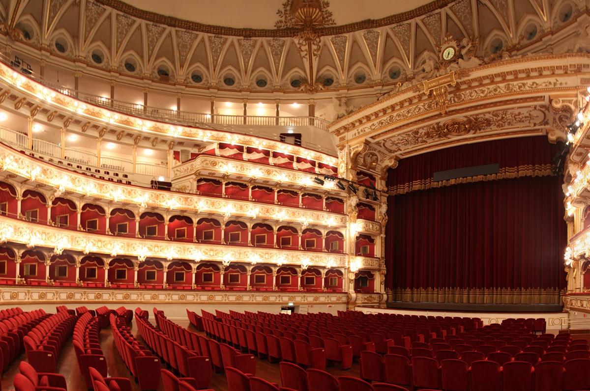 Teatro Petruzzelli, stagione concertistica online