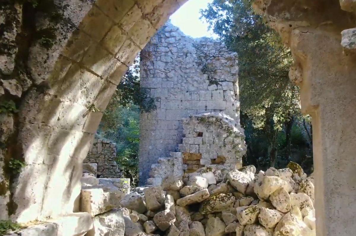 Abbazia di Monte Sacro, antico monastero benedettino