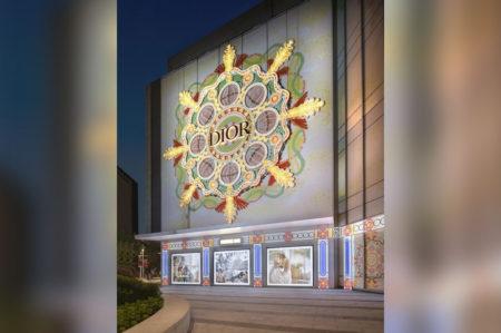 Dior, omaggio a luminarie e Alberobello