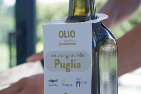 Olio extravergine d'oliva, campagna dell'ISMEA