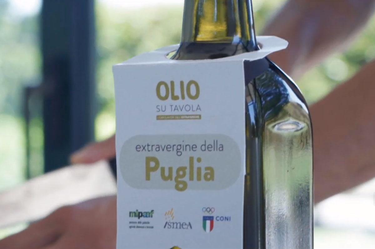 Olio d'oliva, Vito dell'Aquila ambasciatore per la Puglia