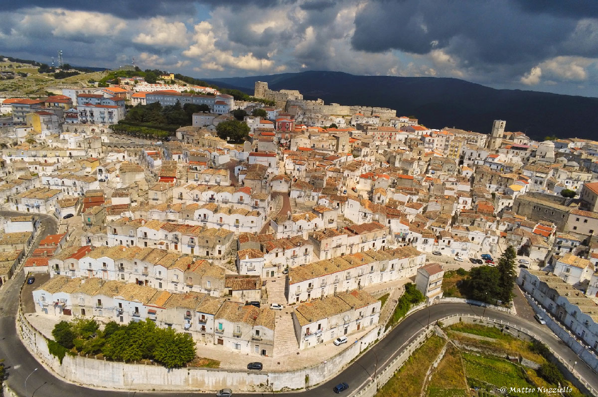 Rione Junno, pittoresco quartiere medievale di Monte San'Angelo