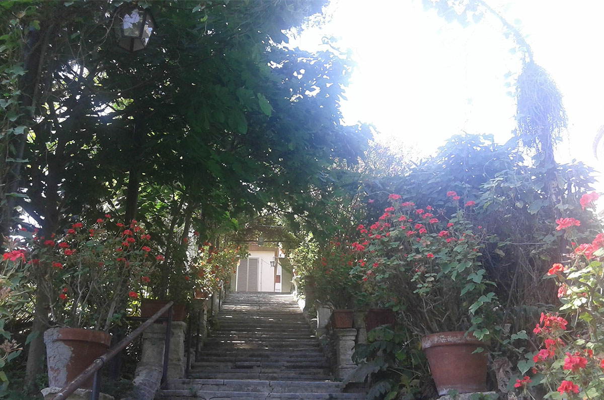 Giardini dell'Ospedale Militare, l'Eden di Taranto