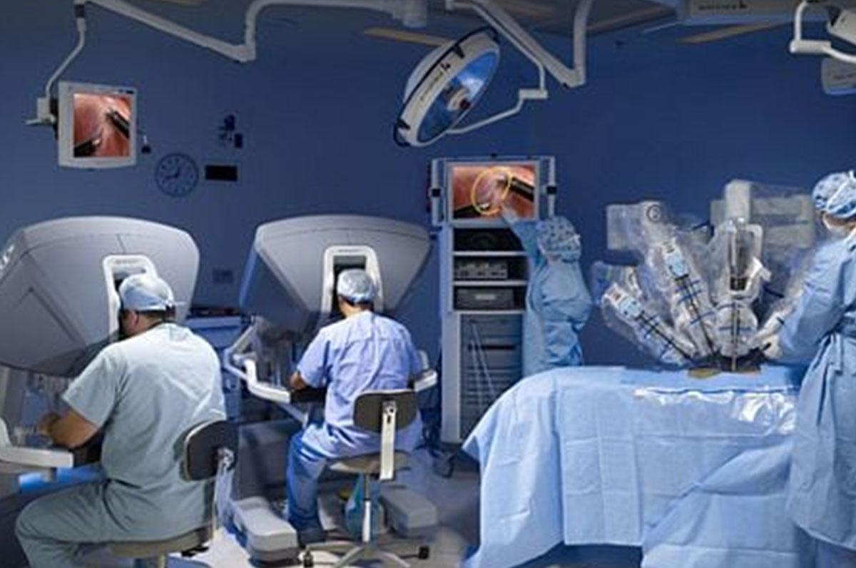 Asl Bt, in arrivo sistema robotico per chirurgia mininvasiva