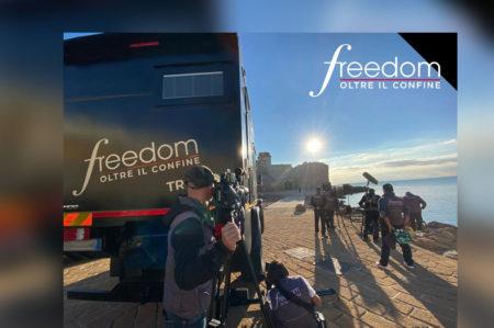 Freedom - Oltre il confine, puntata di oggi