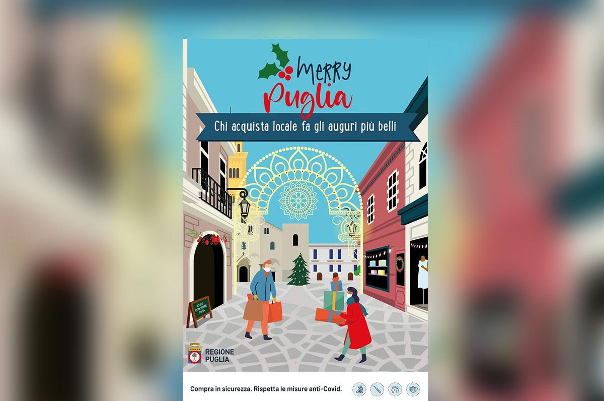 Merry Puglia, campagna di acquisti