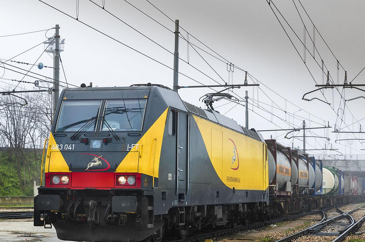 Trasporto merci, nuovo collegamento da Giovinazzo a Parma