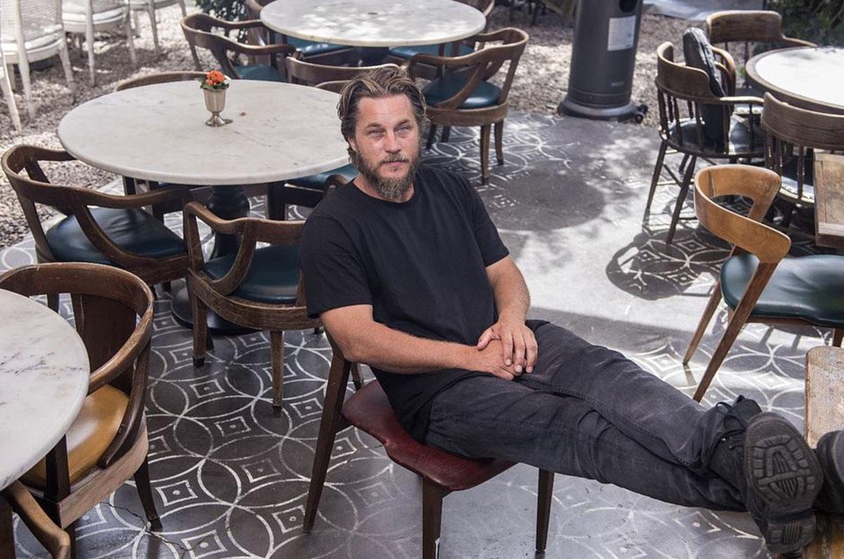 Murgia, nuova produzione internazionale con Travis Fimmel