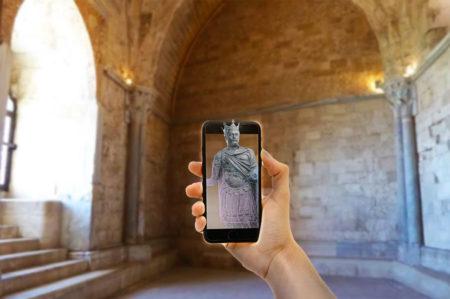 Castel del Monte, realtà aumentata