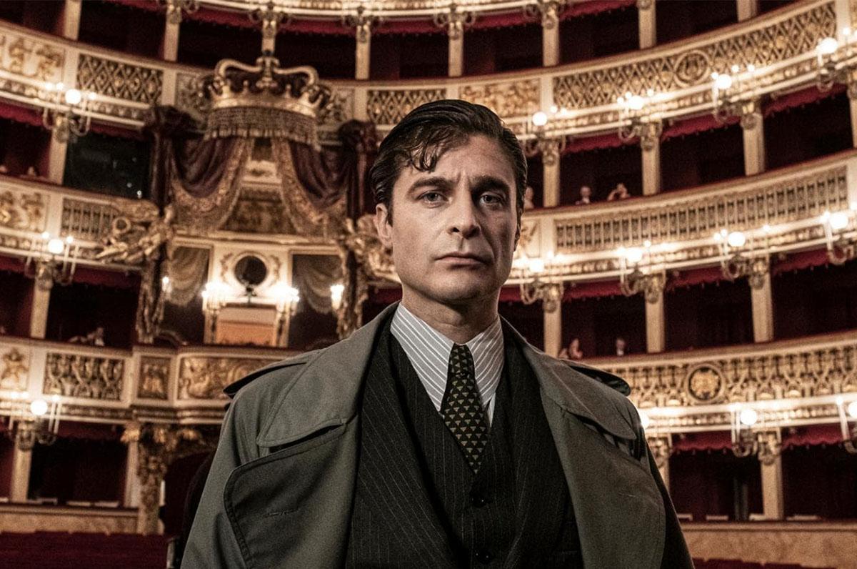 Lino Guanciale, nuova serie tv girata a Taranto
