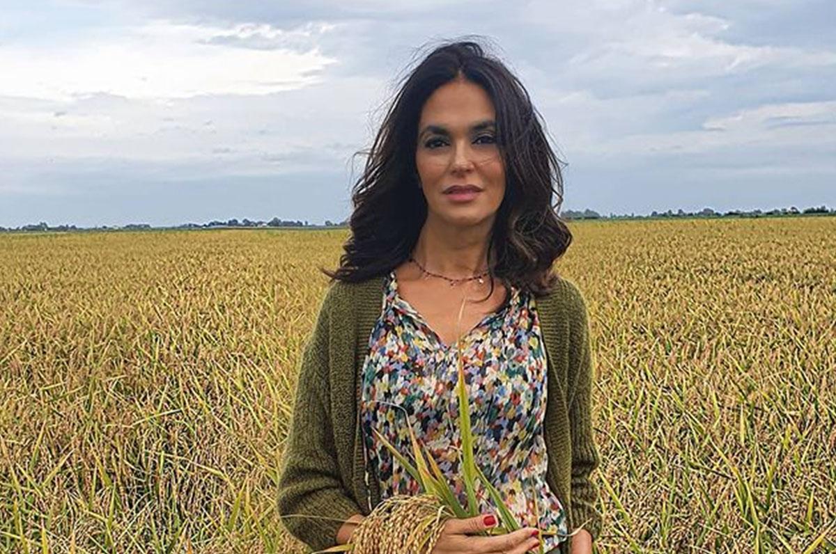 Maria Grazia Cucinotta racconterà le donne di Ostuni