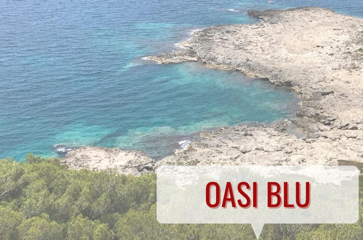 Porto Selvaggio oasi blu