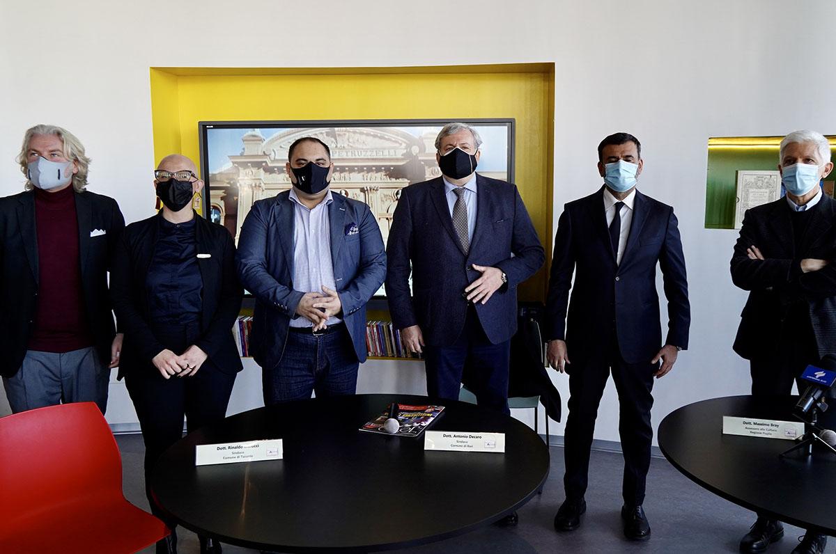 Bari e Taranto capitali italiane della cultura