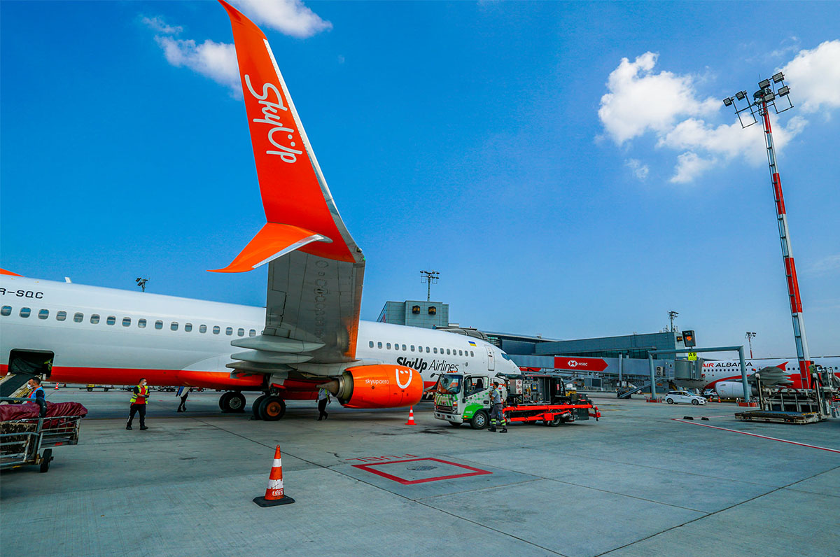 Kiev-Bari, da maggio nuovo volo con SkyUp