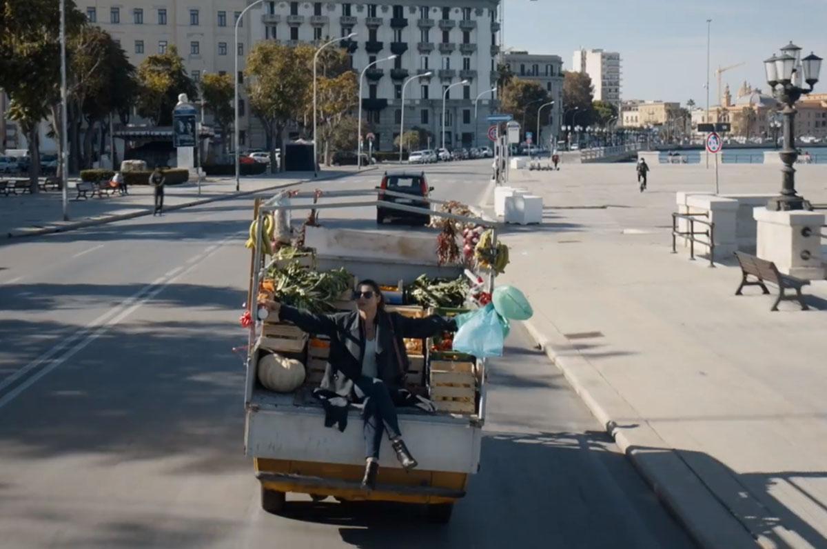Lolita Lobosco, ambientata a Bari