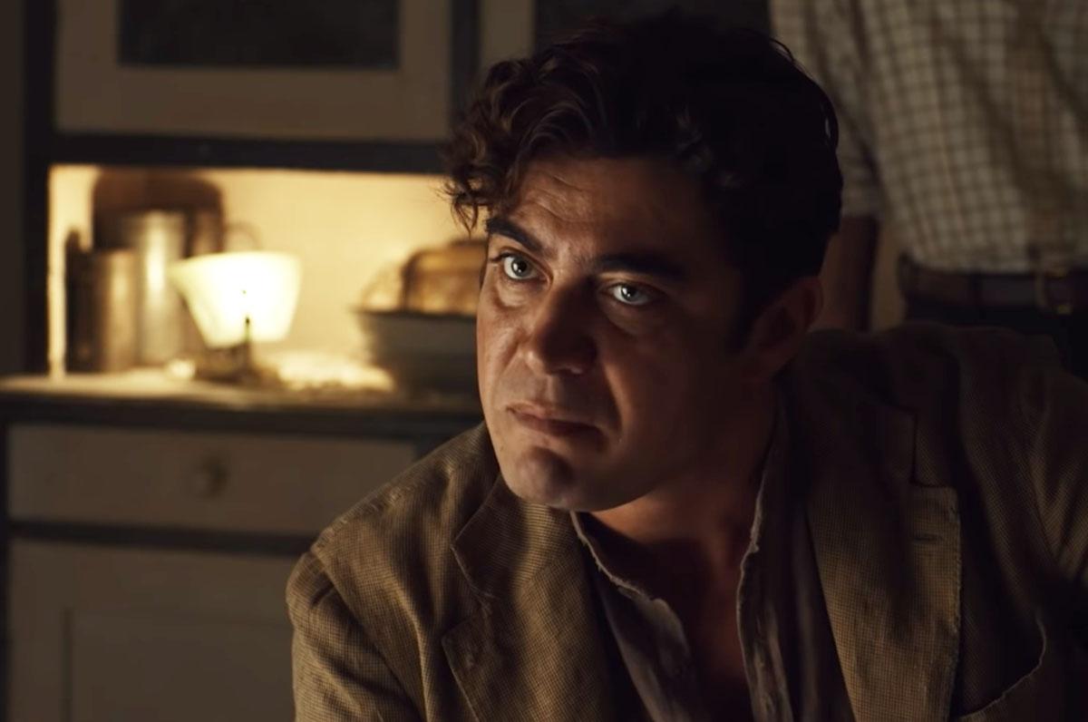 Riccardo Scamarcio, film in uscita su Netflix