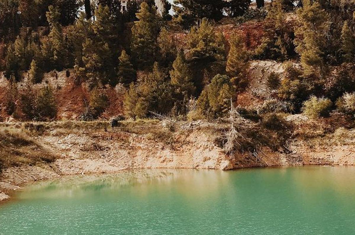 Lago di Modugno, specchio d'acqua nascosto vicino Bari