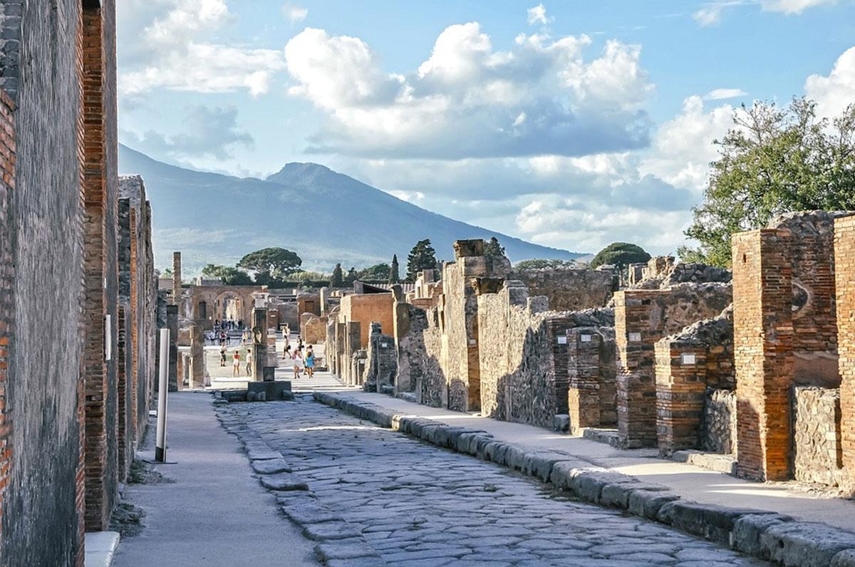 Studio Uniba: Pompei distrutta in 15 minuti