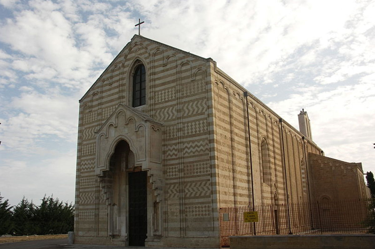 Santa Maria del Casale e il Giudizio Universale di Brindisi