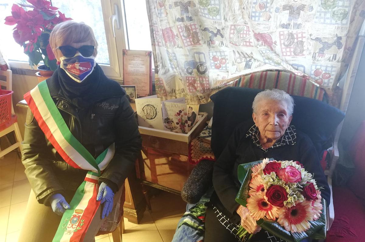 Roseto Valfortore, zia Maria