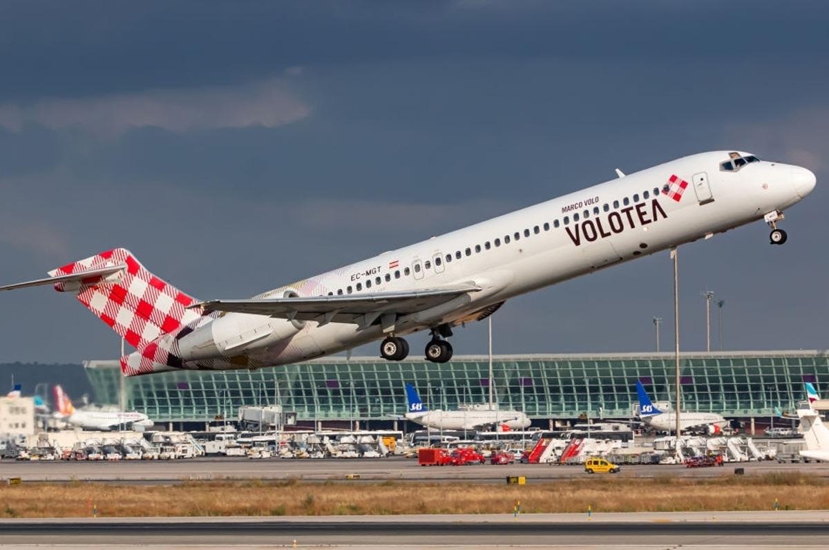 Volotea, nuovo volo Brindisi- Milano Linate