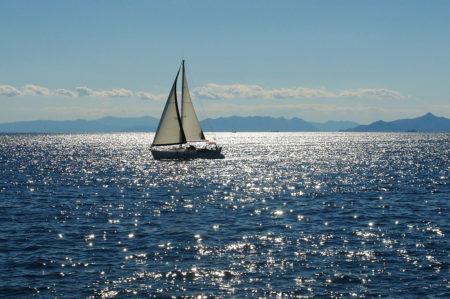 Barca a vela, progetto per ragazzi disabili