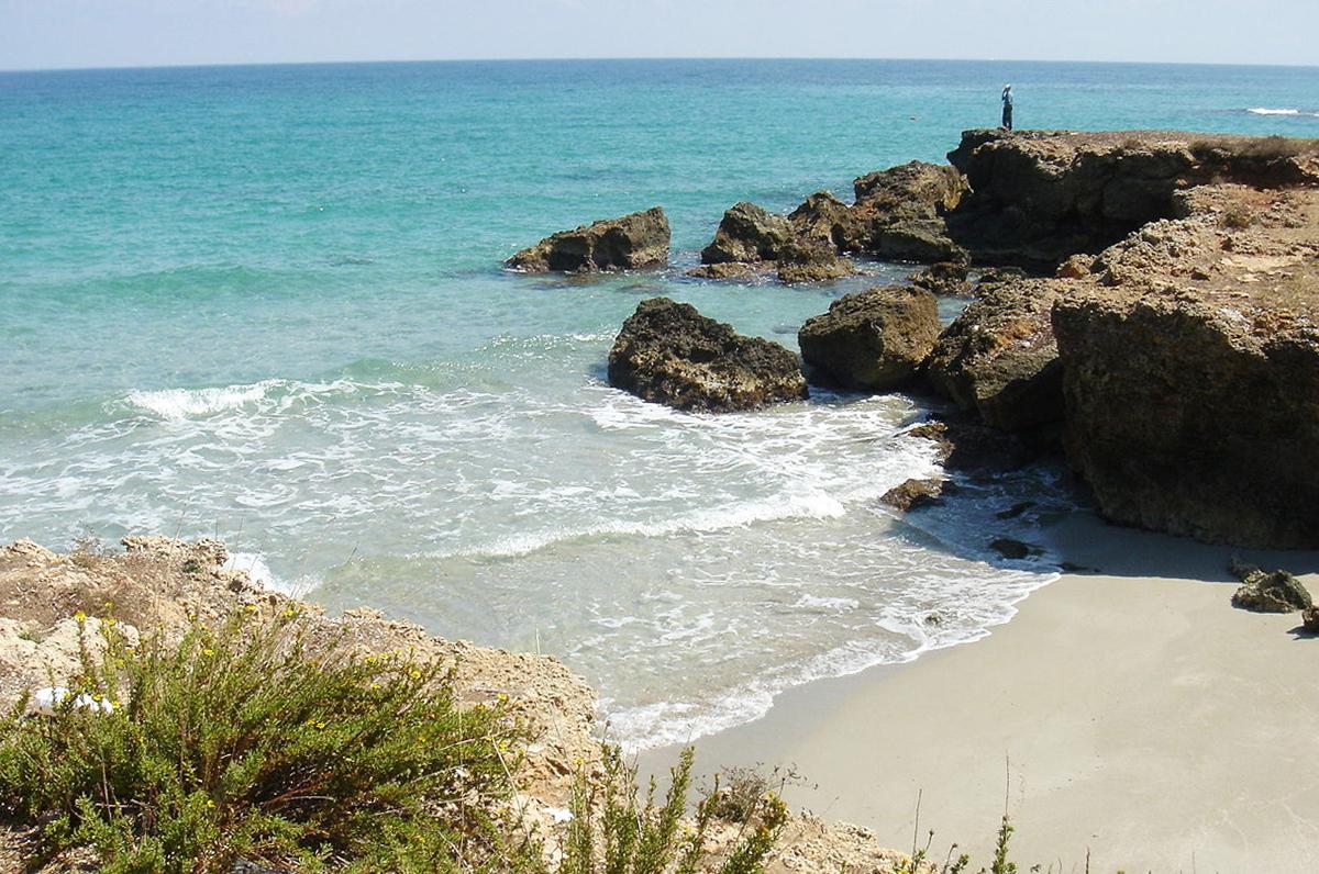 Specchiolla, spiagge e mare vicino Ostuni