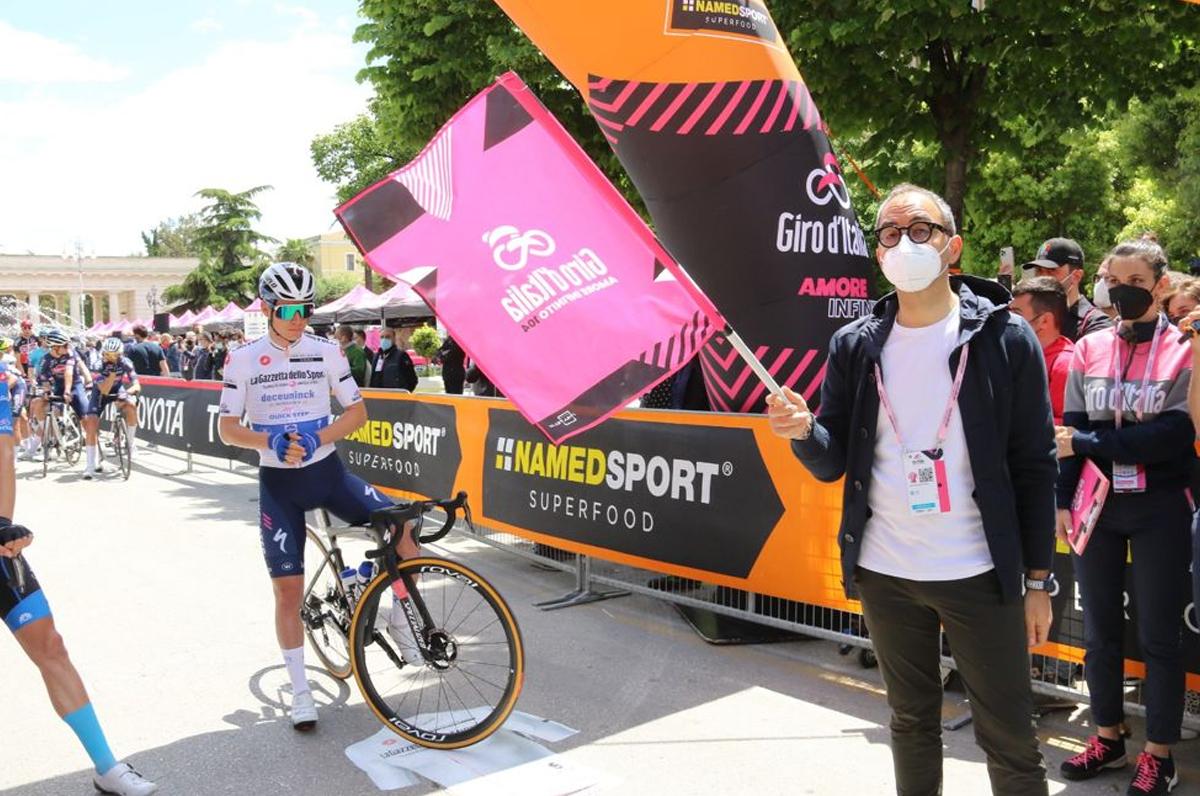 Giro d'Italia a Foggia