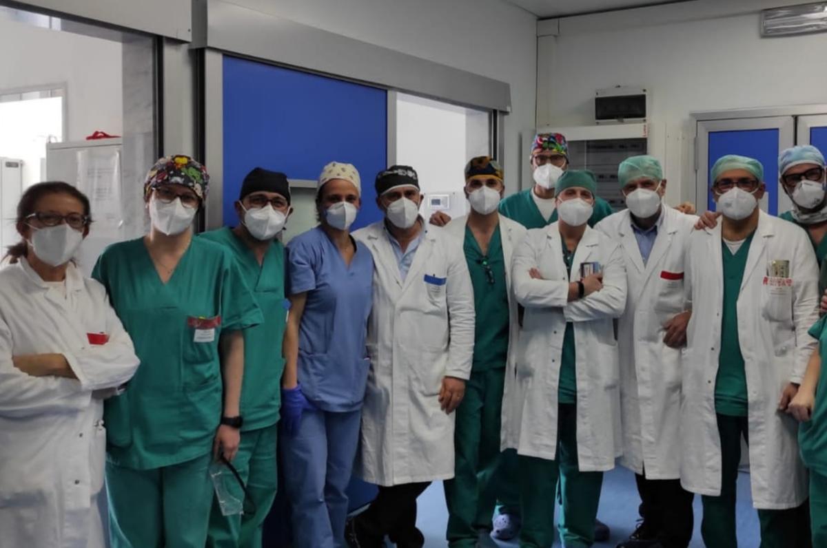 Chirurgia di Molfetta, doppio intervento alla milza in laparoscopia