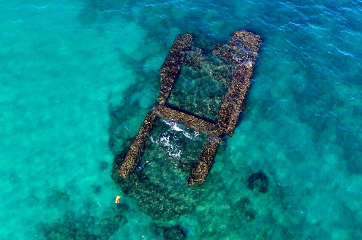 Cesine, porto Rudiae