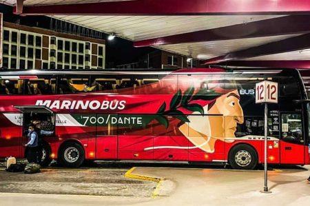 Marinobus, nuovi collegamenti da e per la Puglia