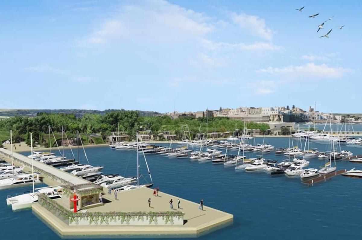 Porto di Otranto pronto per ospitare 400 imbarcazioni