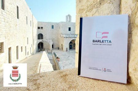 Barletta candidata come Capitale italiana del libro 2022