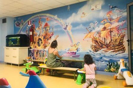 Disegni Disney pediatria Gallipoli