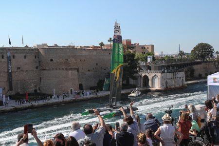 Sail Gp Taranto