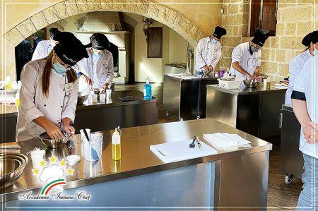 Come diventare cuoco in Puglia
