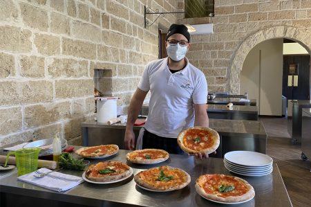 Diventare pizzaiolo in Puglia